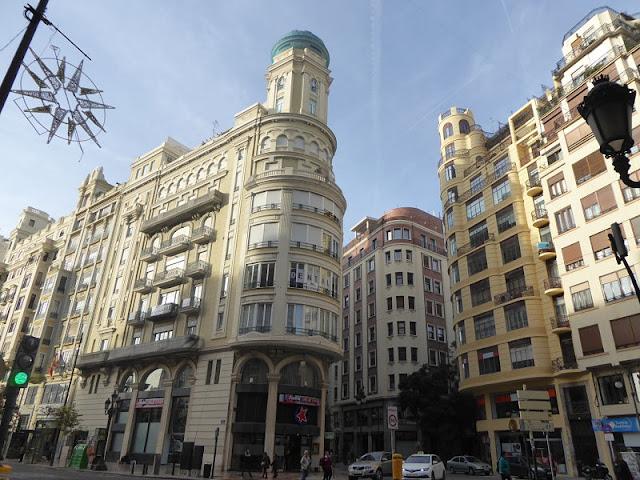 edifici a Valencia