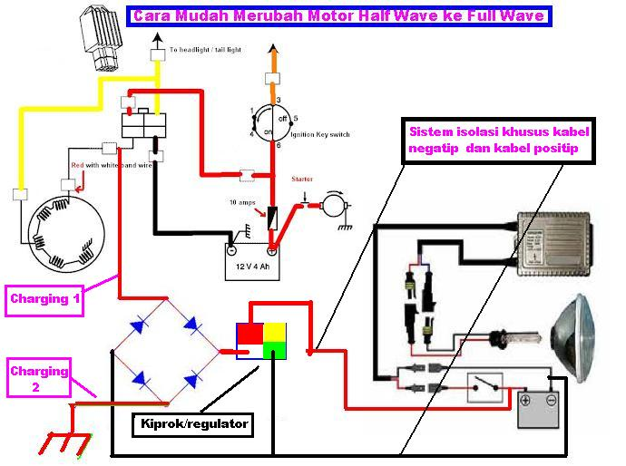 Honda Xrm Cdi Wiring Diagram Gfs Of Wave 125 450r ~ Odicis