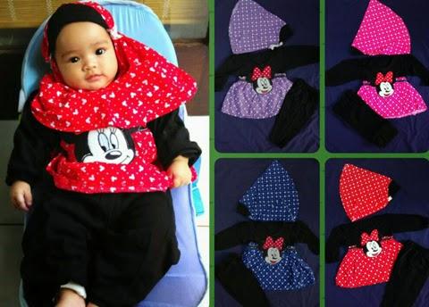 baju muslim anak balita lucu
