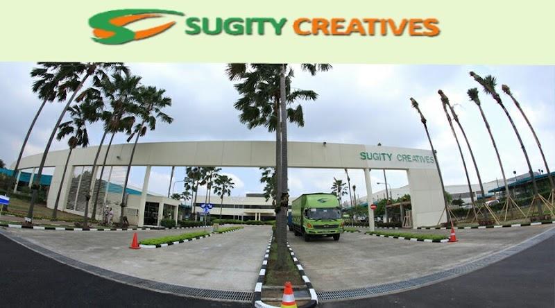 Loker Bekasi MM2100 PT Sugity Creatives Terbaru 2018