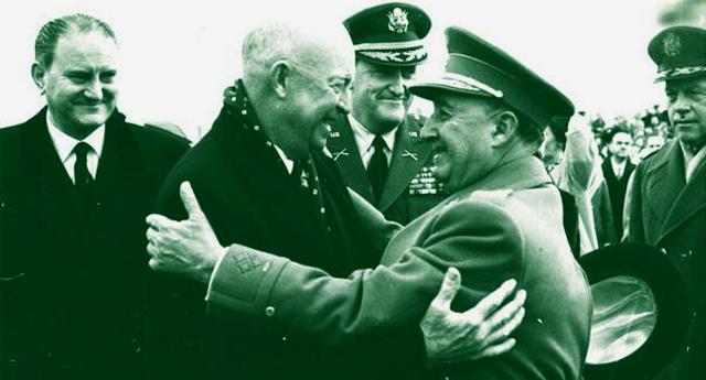 Los pactos de Madrid de 1953