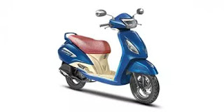 TVS launches new scooter in India, starting price of Rs 55,936