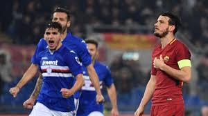 مشاهدة مباراة روما وسامبدوريا بث مباشر بتاريخ 24/06/2020 الدوري الايطالي