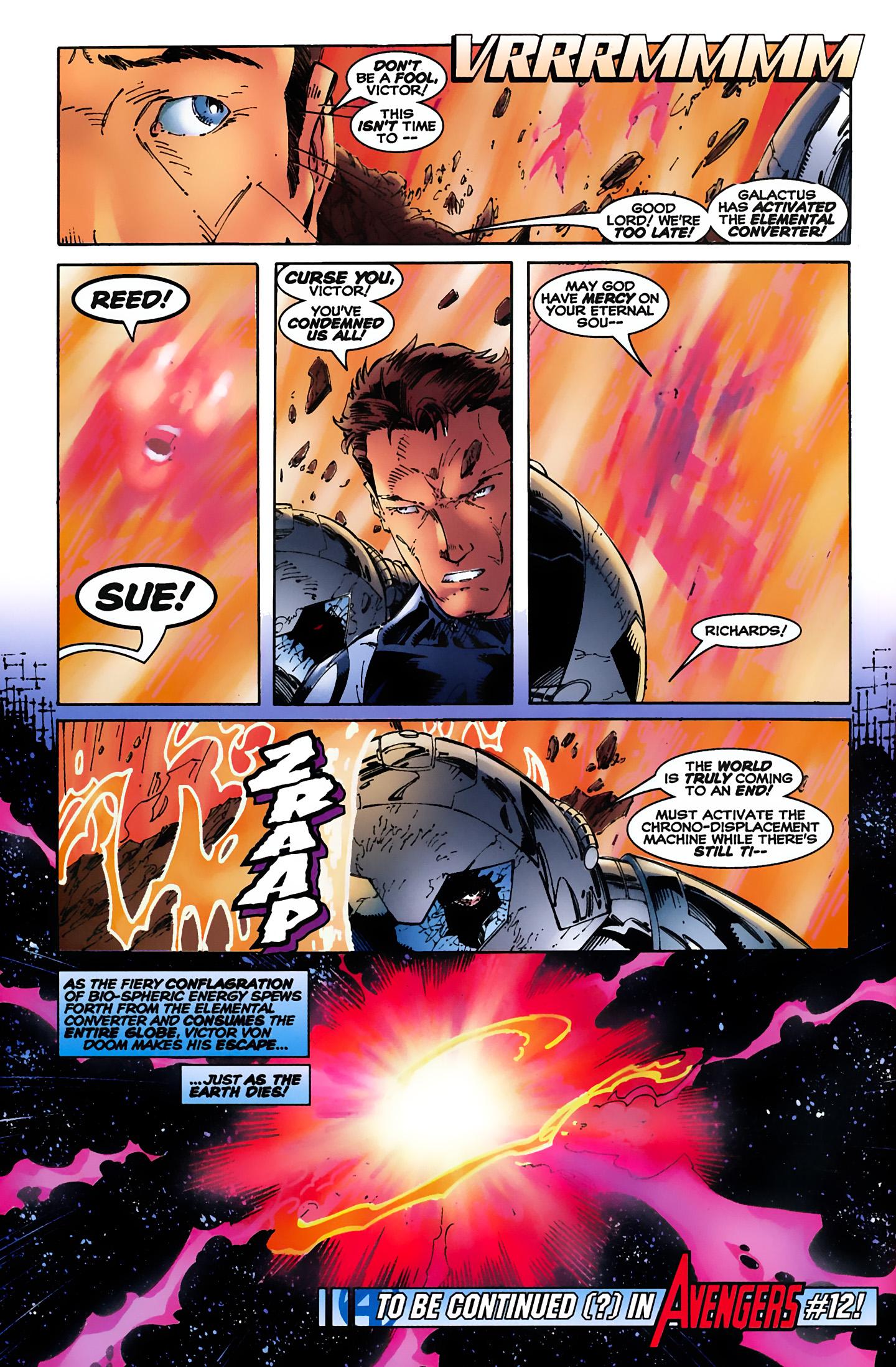 Fantastic Four (1996) 12 Page 42