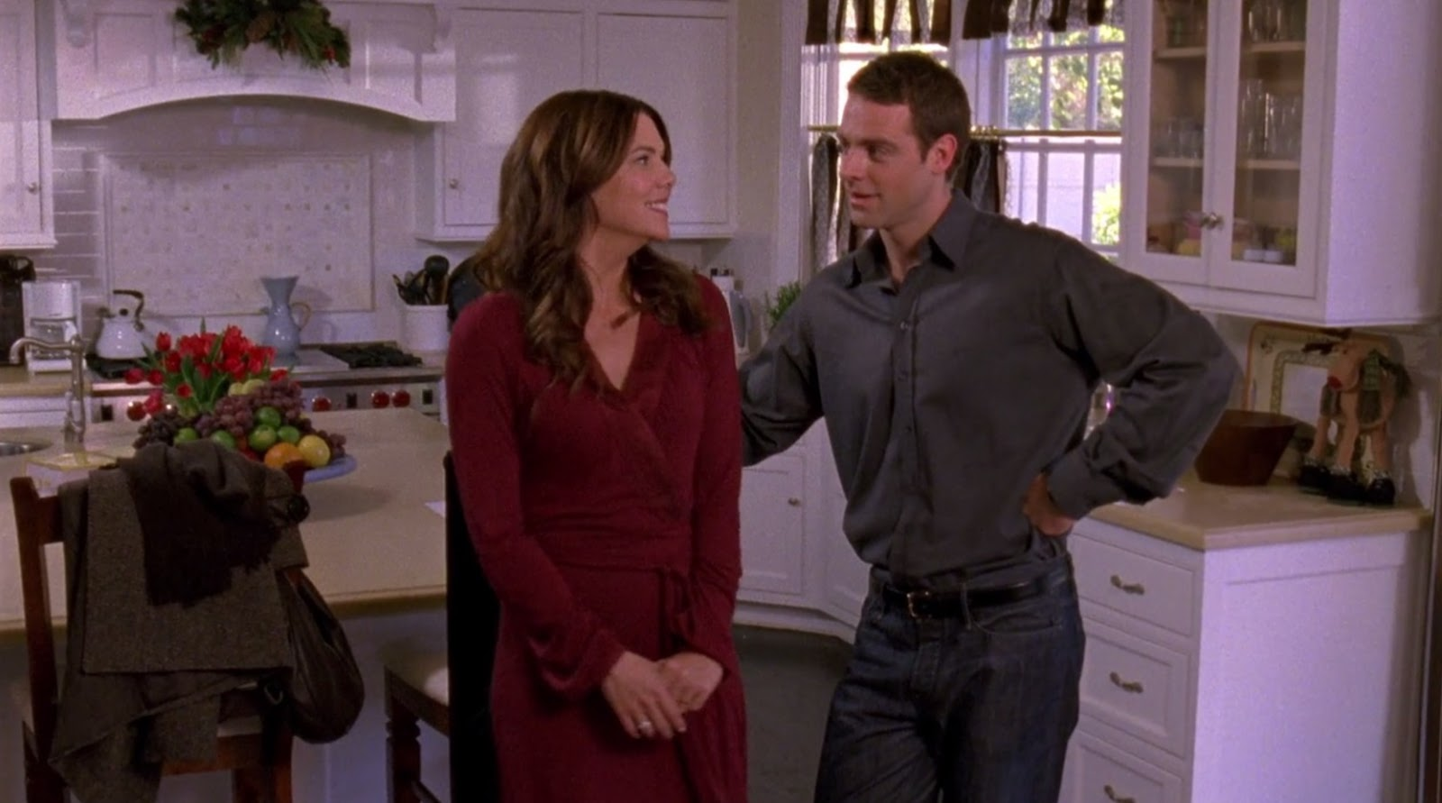 Gilmore girls merry fisticuffs video 8