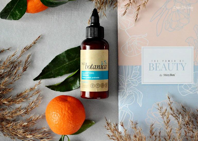 ShinyBox The Power of Beauty - Trico Botanica Oczyszczający krem do skóry głowy