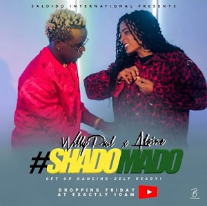 Download Audio | Willy Paul ft Alaine – Shado Mado