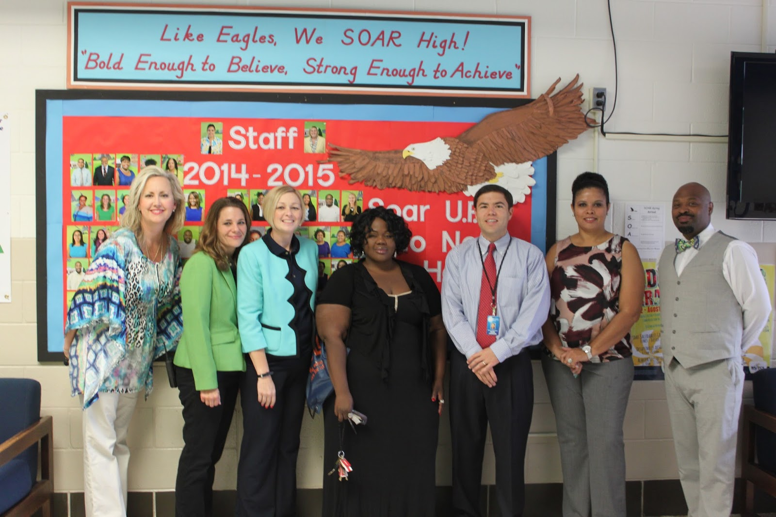 BELL | Winston-Salem/Forsyth County Schools: Two School