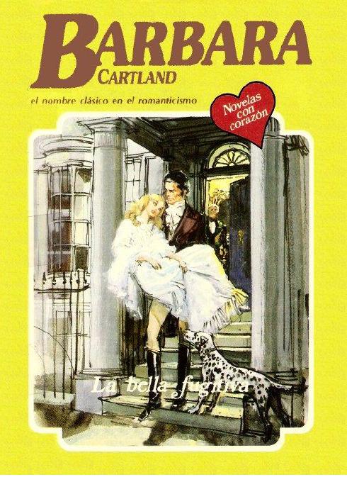 La bella fugitiva Nº 01 – Barbara Cartland [MultiFormato]