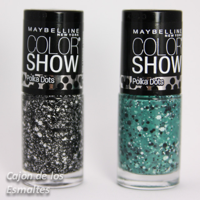 Maybelline Color Show - Polka Dots