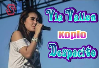 Via Vallen – Despacito (Cover) Versi Dangdut Koplo