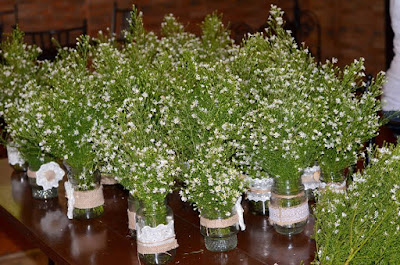 We Went To Dangwa Early Morning Of Friday Before Our Wedding Baby S Breath Is The Majority Flowers Bought It Cost Us A Total Php 1 000 For All