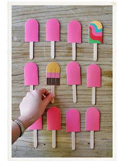 giochiamo con i gelati