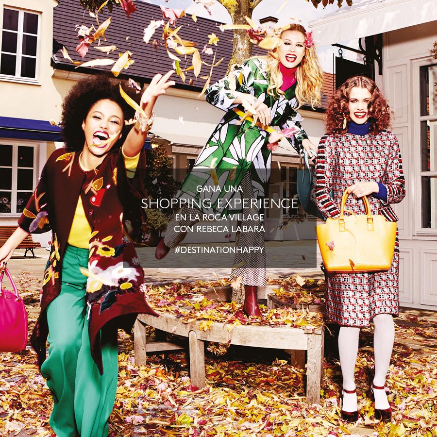 Blog de moda y lifestyle shopping experience en la roca village - Rebeca labara ...