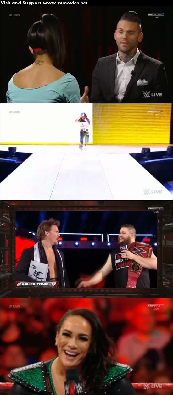 WWE Monday Night Raw 23 Jan 2017 HDTV 480p