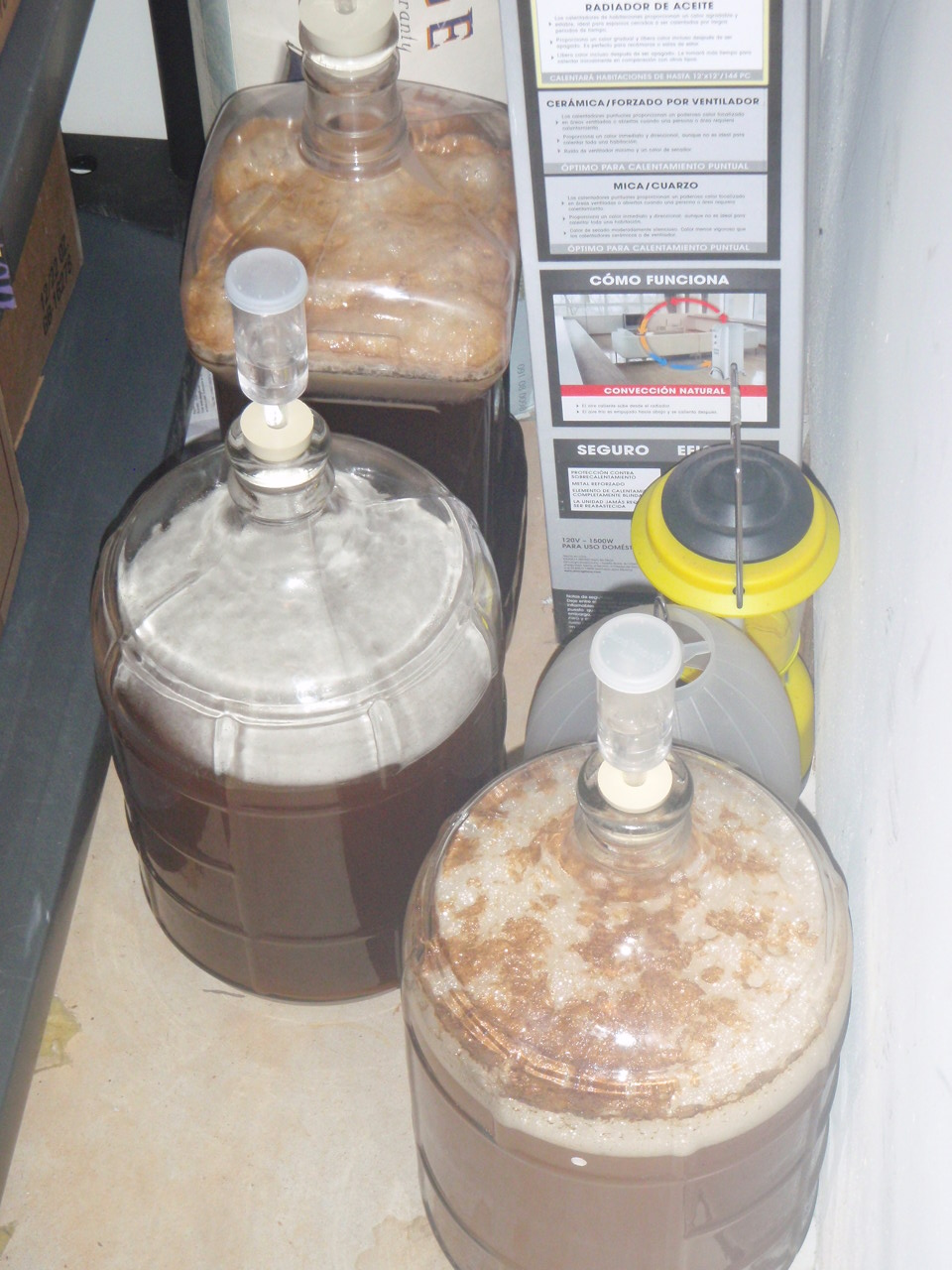 30c94f38b22f60 This year I also made the jump from brewing with extract and specialty  grains to brewing all grain