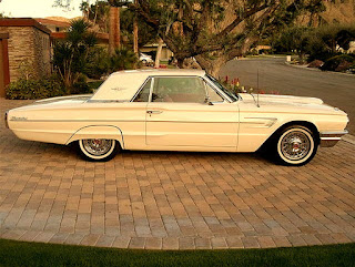 1965 Ford Thunderbird Luxury Coupe Side Right