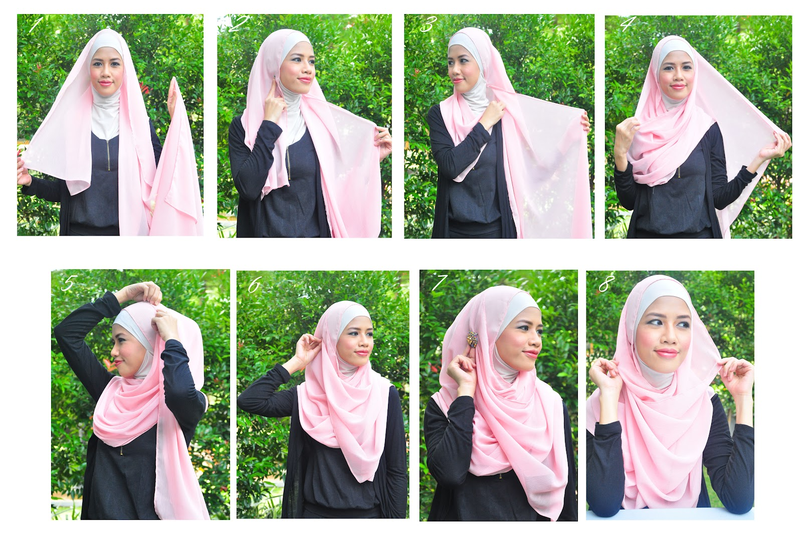 Easy Wear Hijab Online Buy Wholesale Easy Hijab From China Easy