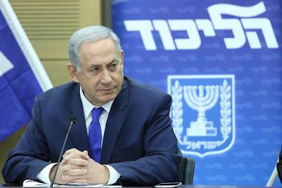 Netanyahu defende o processo de paz palestino