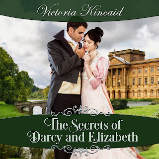 Book Cover: The Secrets of Darcy and Elizabeth by Victoria Kincaid - Audio