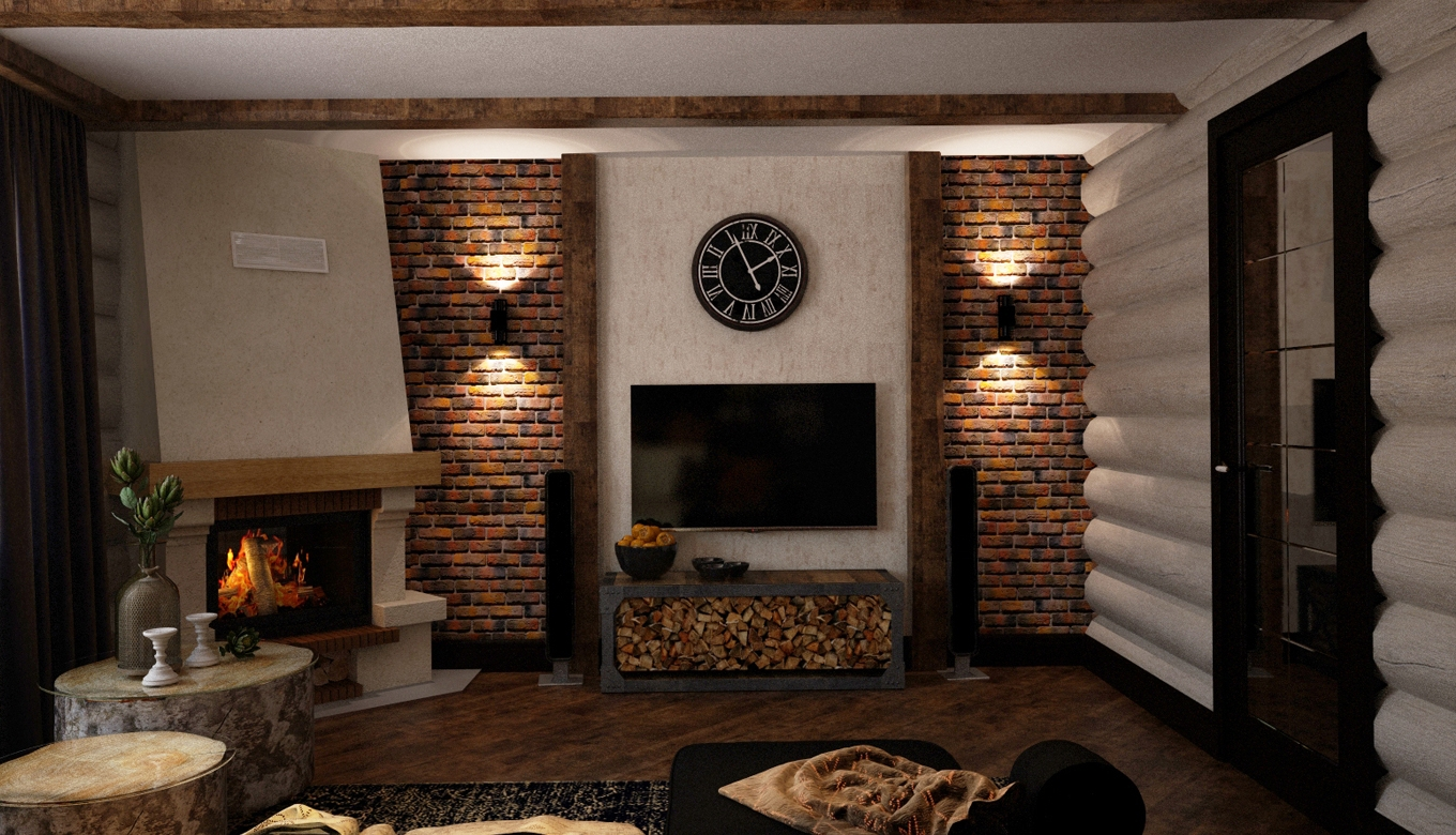 Decorating themes include island getaway, parisian, casual, and more. Modern TV Wall Ideas - Home Decor