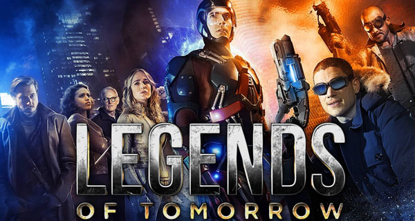 Legends of Tomorrow banner