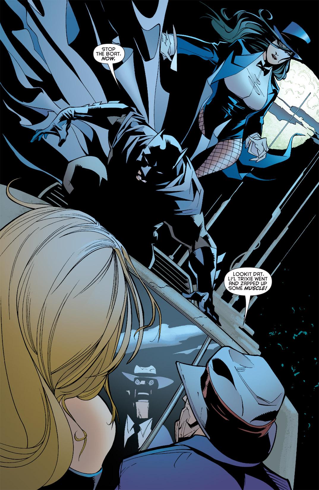 Detective Comics (1937) 844 Page 16