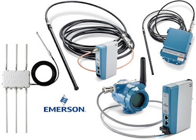 Emerson Wireless Gateways completed
