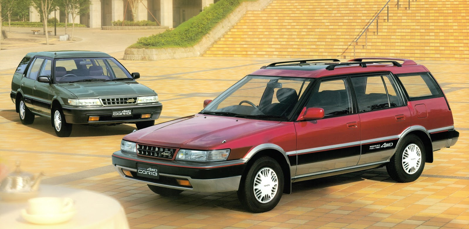 87 92 toyota corolla wagon all trac ae95 and ae95g 2nd gen sprinter carib. Black Bedroom Furniture Sets. Home Design Ideas