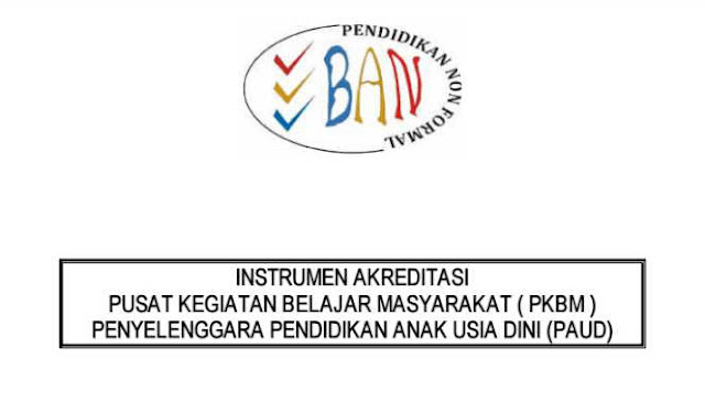 Instrumen Akreditasi PKBM & PAUD PDF