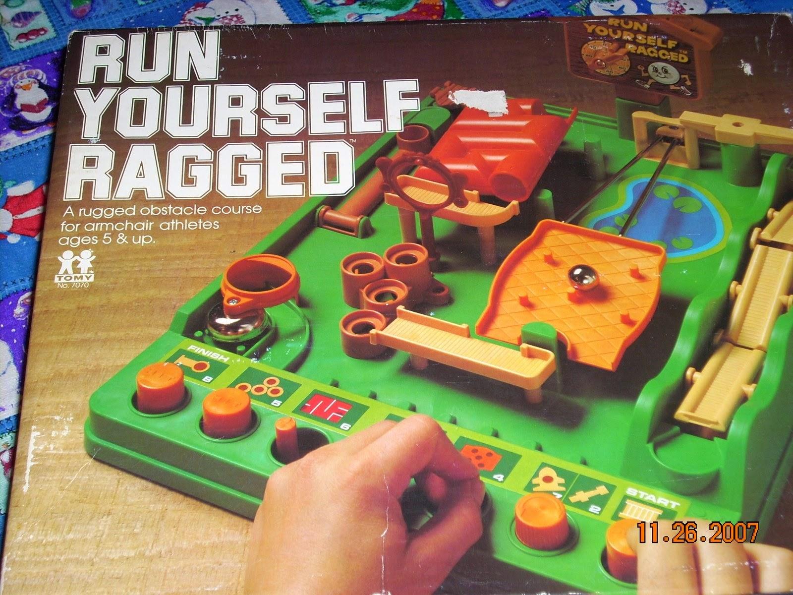 Jono Sandilands: Nostalgia Moment & Pinball Toys