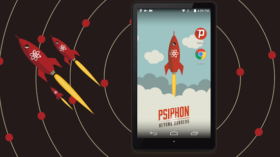 Psiphon PRO v168 [Subscription/Unlimited Speed] Apk
