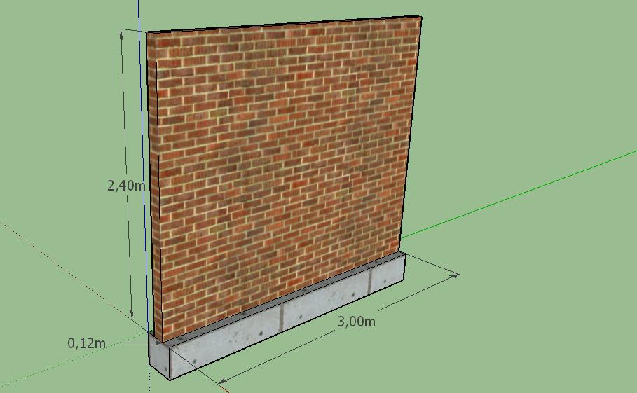 Como Calcular Materiales Para Un Muro Cemento Arena Y