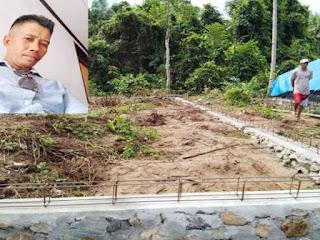 Jardin Ingin Bangun Pagar Kantor Desa Habunuha