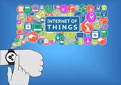 Internet of Things ,Wearable technology