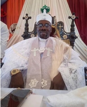An Ondo state King arrested over robbery