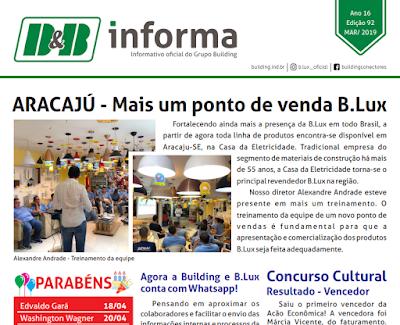 Informativo B & B Março 2019 - Antigo JBC