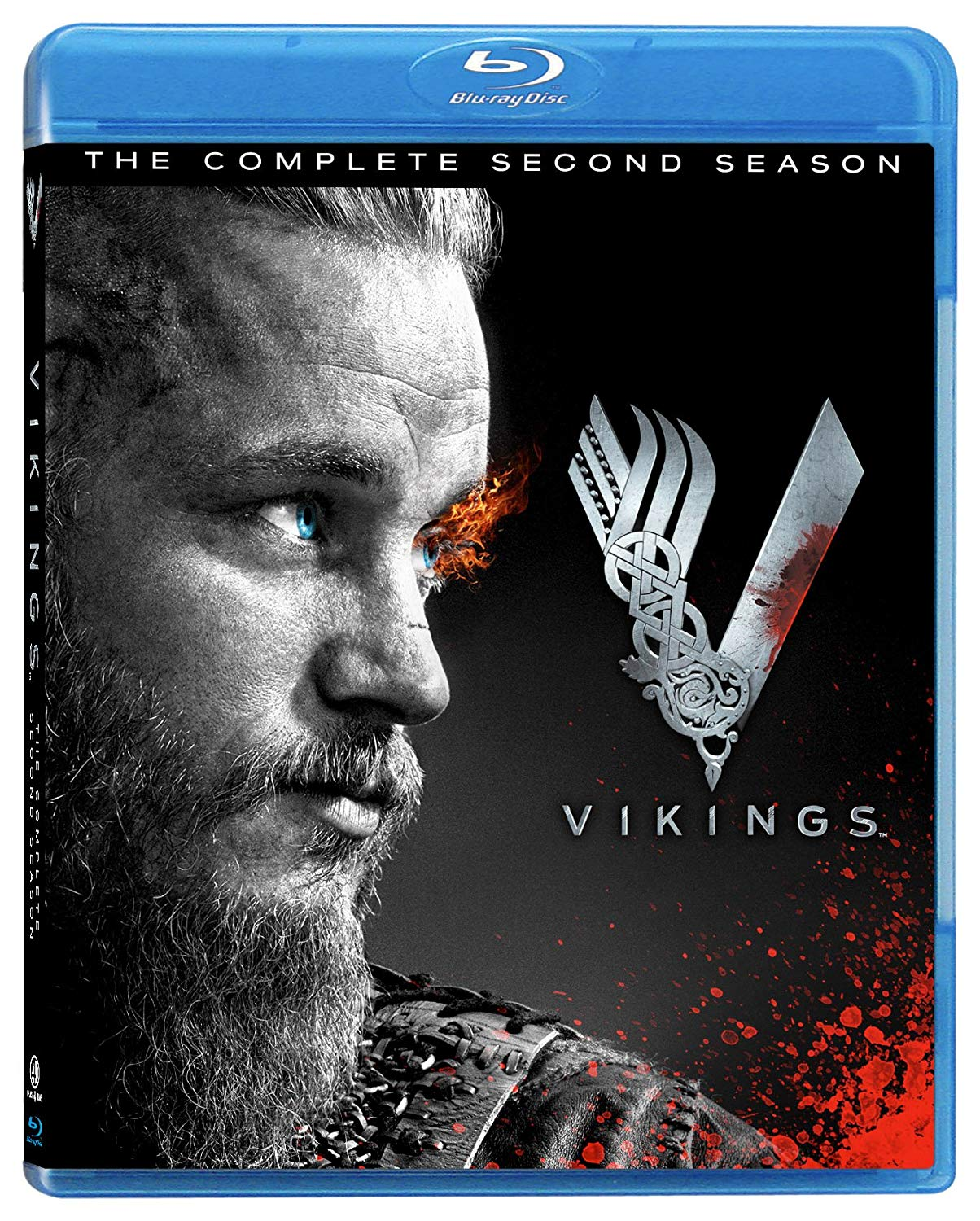 Vikings S02 Dual Audio Complete Series BRRip 480p 100Mb x265