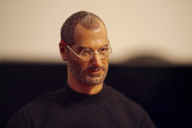 Steve Jobs figure - Legend Toys