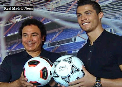 Hugo Sanchez And Cristiano talked about the scoringrecord of the Spanish League