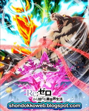 Re:Zero kara Hajimeru Isekai Seikatsu - Hyouketsu no Kizuna Sub Español MEGA