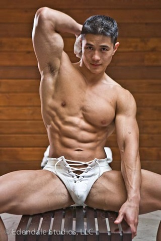 Nude Male Underwear Models
