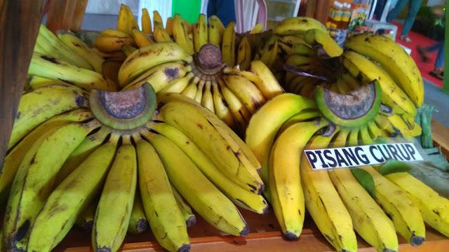 pisang curup