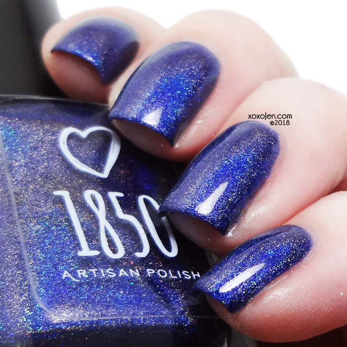 xoxoJen's swatch of 1850 Artisan She's the Doctor