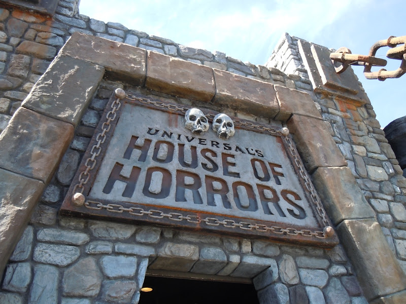 Universal's House of Horrors