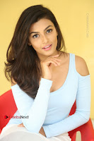 Anisha Ambrose Latest Pos Skirt at Fashion Designer Son of Ladies Tailor Movie Interview .COM 0941.JPG