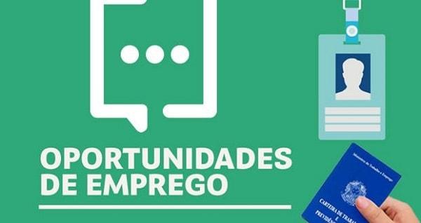 Mais de 600 Vagas de Emprego abertas em todo o Rio de Janeiro