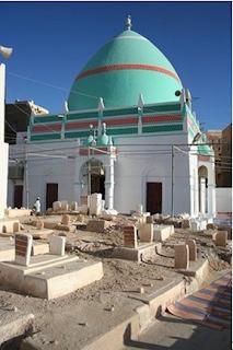 Makam Habib Ali bin Muhammad Al-Habsyi
