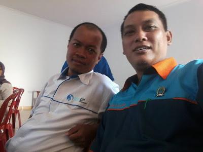 Ketua Umum Agupena SulSel Bawakan materi pada Workshop IGI