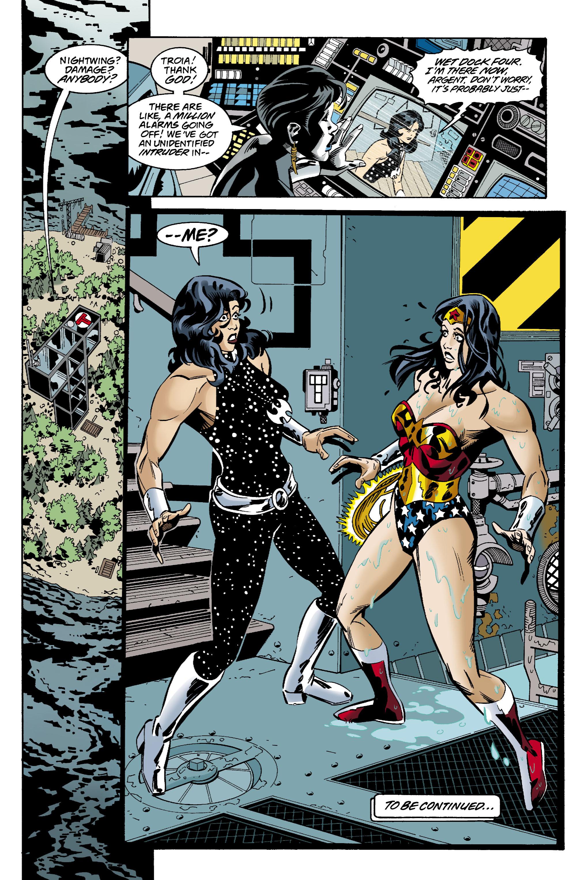 Read online Wonder Woman (1987) comic -  Issue #160 - 23